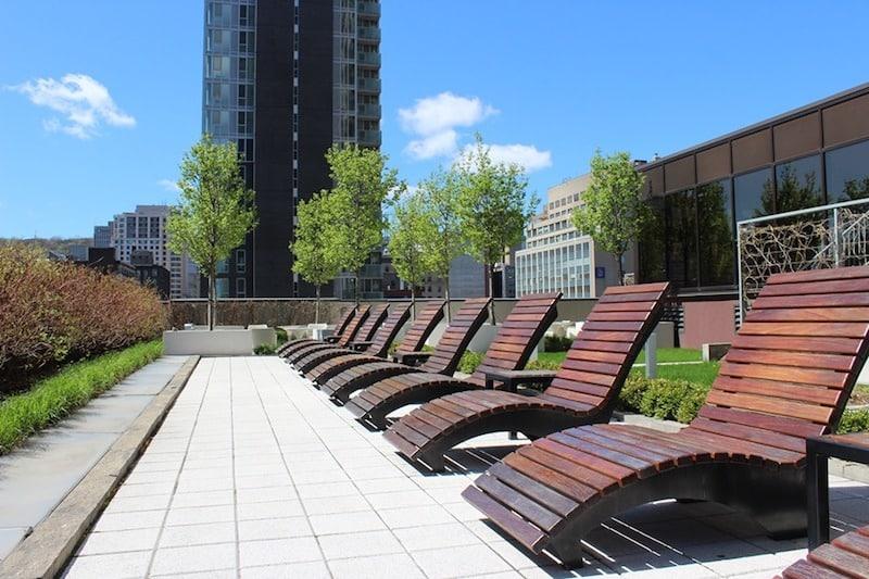 Le Centre Sheraton, Montréal