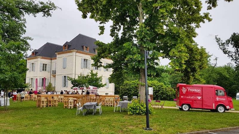 Château de Capdeville, Fronton