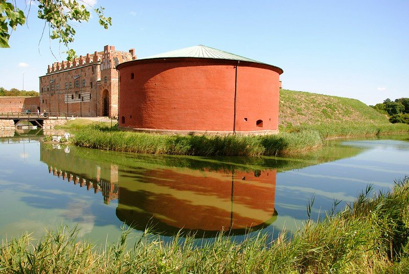 Château de Malmö, Suède
