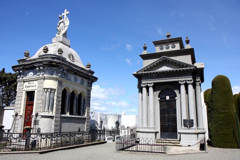 Cimetière Municipal, Punta Arenas
