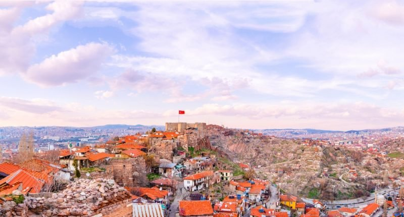 Citadelle d'Ankara, Turquie