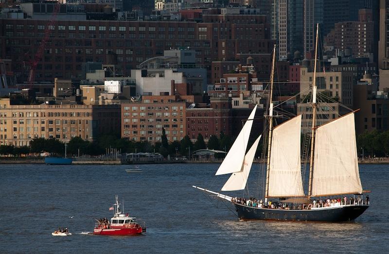 Clipper City Tall Ship, New-York