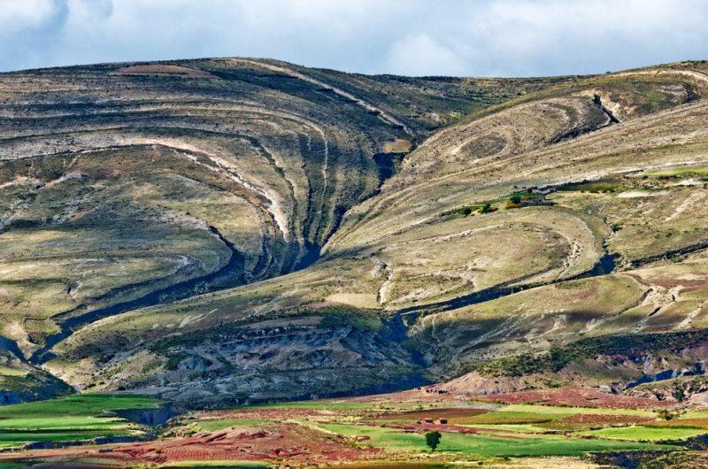 Cratère de Amragua, Sucre