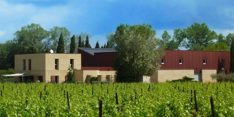 Dégustation de vin, Domaine de Poulvarel