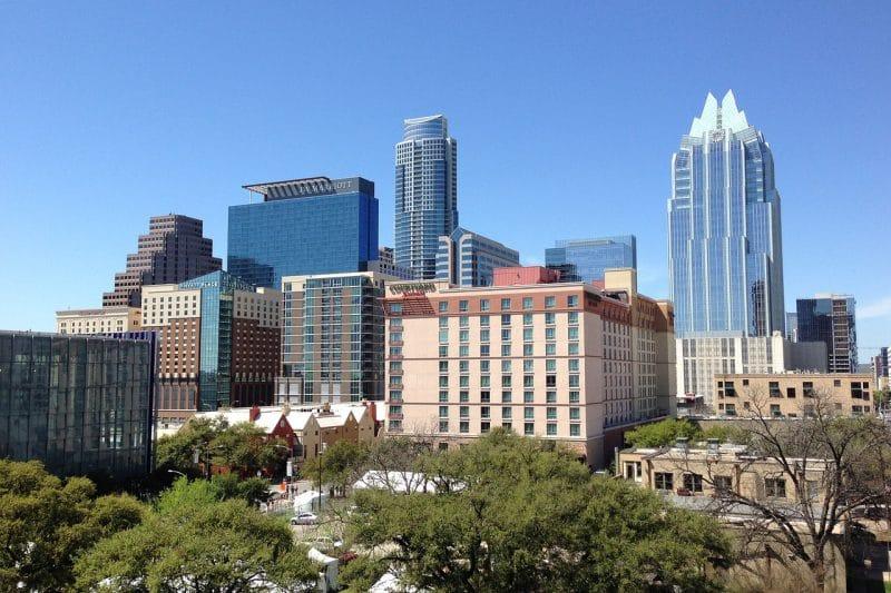Downtown, Austin