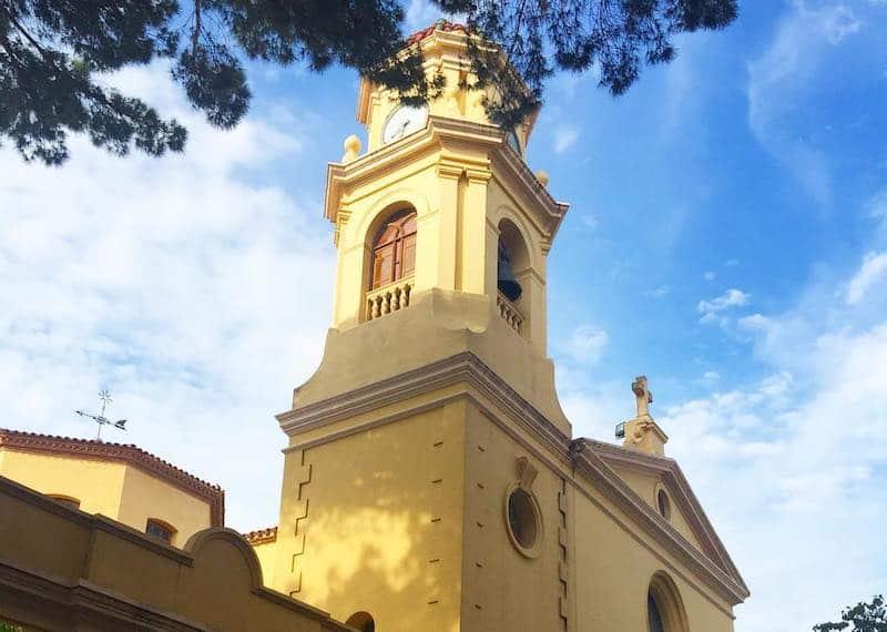 L'Eglise Santa Maria del Mar, Salou