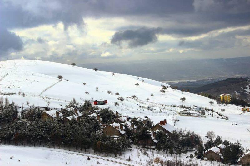 Elmadag Ski Resort, Ankara