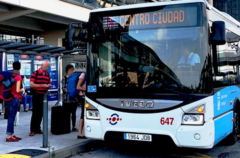 Navette aéroport, Malaga