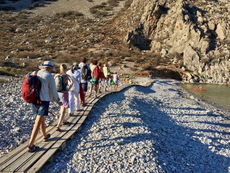 Que faire et voir au volcan Nea Kameni