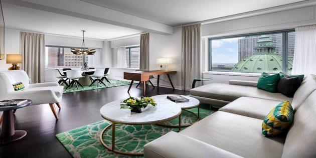 Les 11 meilleurs hôtels avec vue sur Montréal