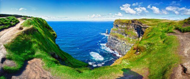 Visiter les Falaises de Moher en Irlande : billets, tarifs, horaires