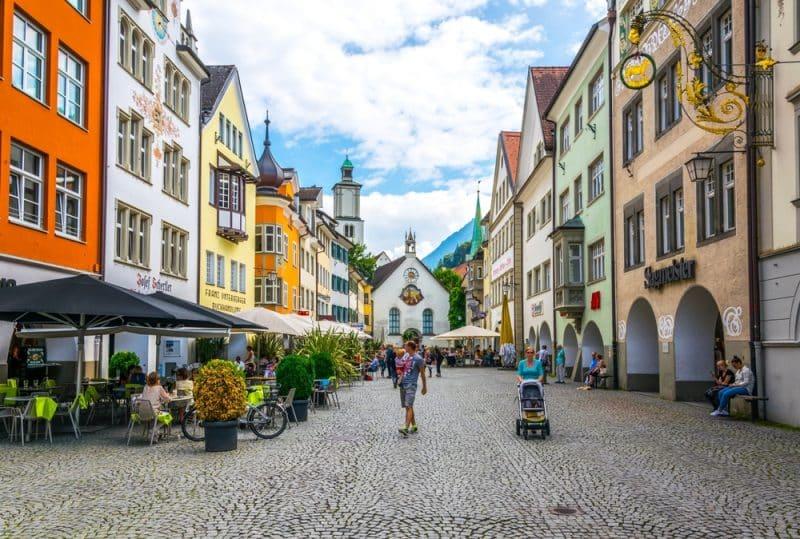 Feldkirch, Autriche