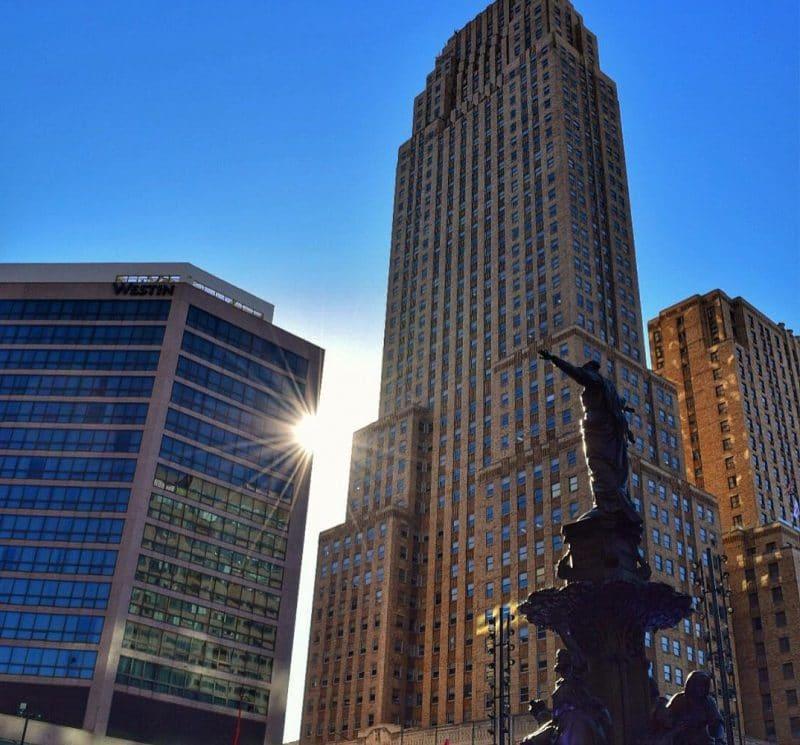 Foutain Square, Cincinnati