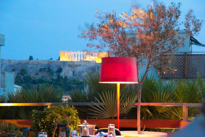 Fresh Hotel Athens, Restaurant & Lounge Bar