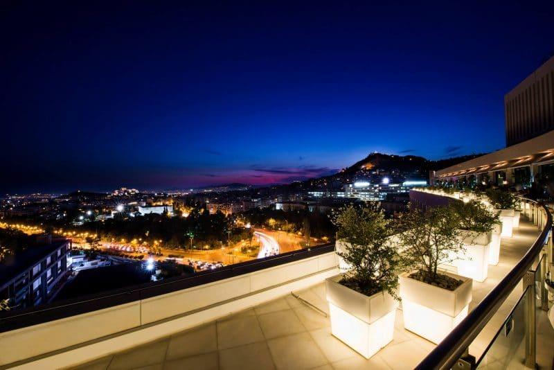 Galaxy Bar, Athènes