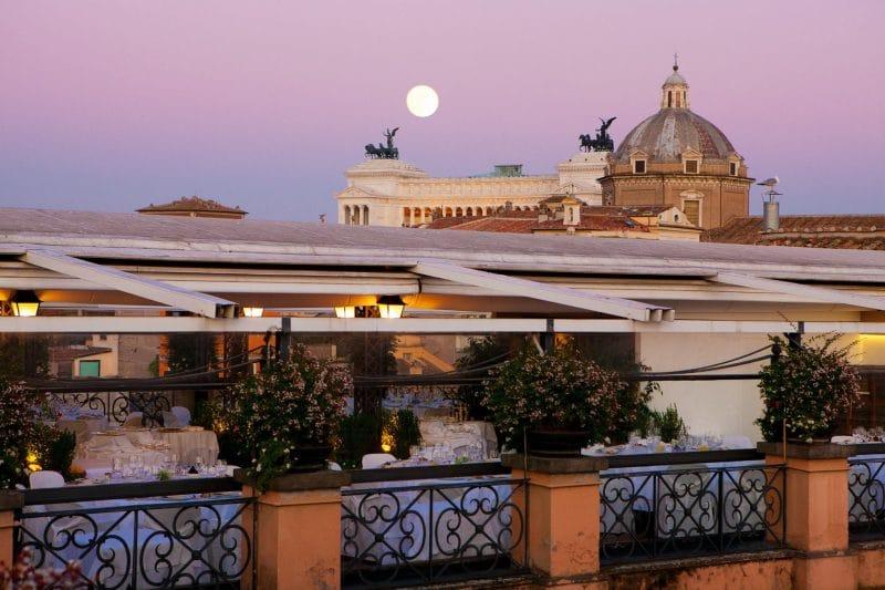Grand Hôtel La Minerve, Rome