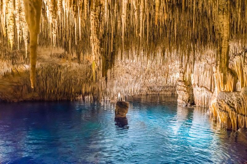 Grottes de Drach, Majorque