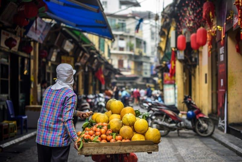 Visiter Hanoï au Vietnam
