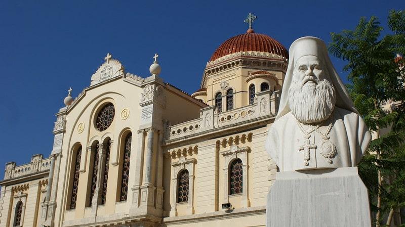 Eglise d'Héraklion, Crète