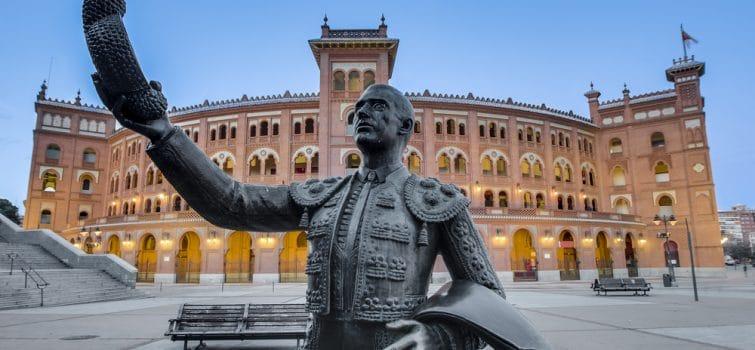 Histoire des Arènes de las Ventas à Madrid