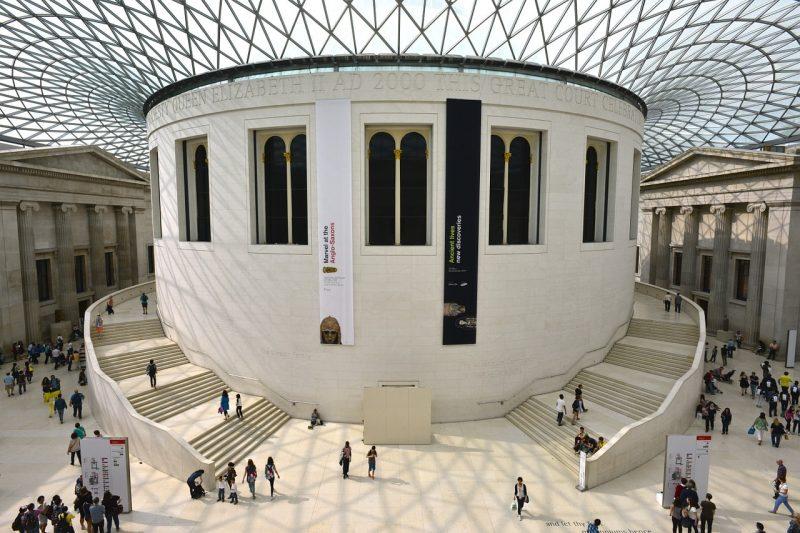 Histoire du British Museum à Londres