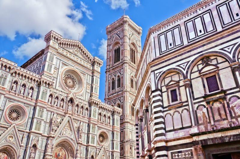 Histoire du Campanile de Giotto à Florence