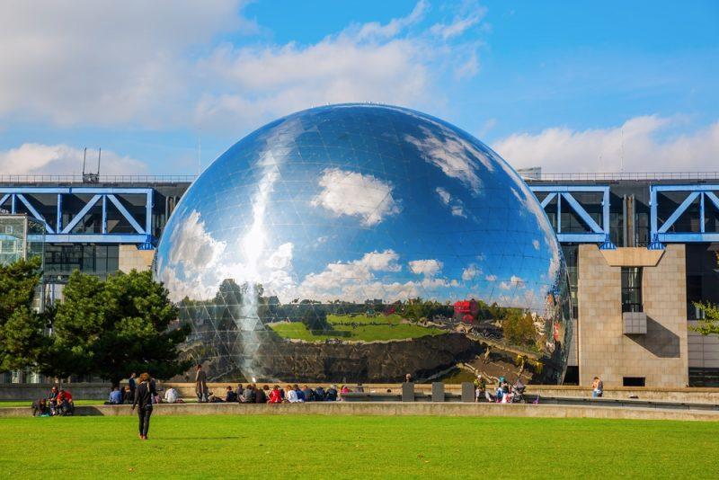 Histoire de la Cité des Sciences et de l'Industrie à Paris