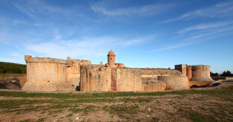 Histoire de la forteresse de Salses
