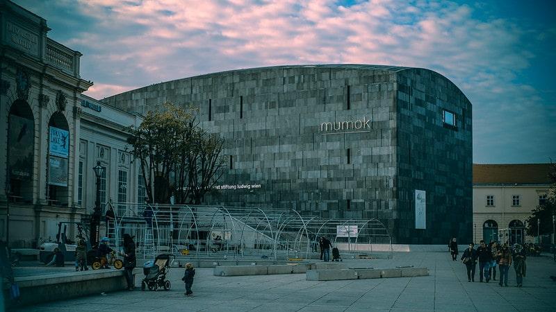 Histoire du Musée d'art moderne à Vienne