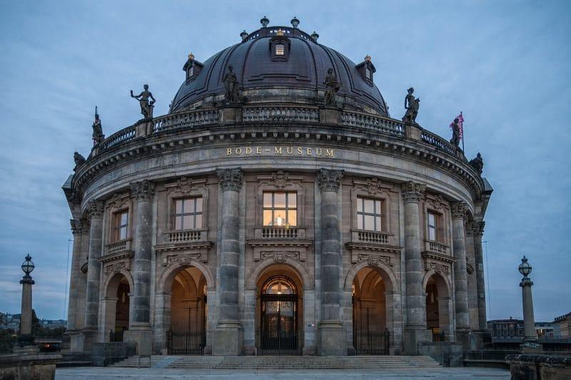 Histoire du Musée Bode à Berlin