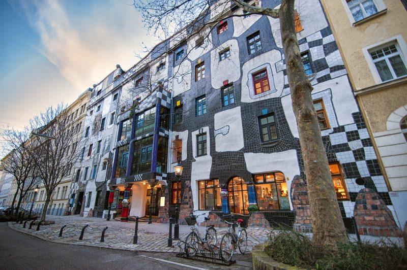 Histoire du Musée Hundertwasser à Vienne