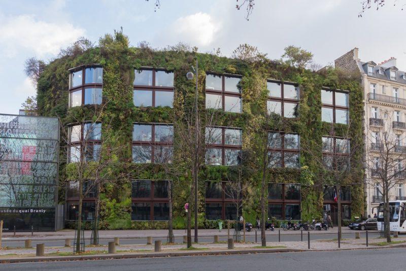 Histoire du Musée du Quai Branly à Paris