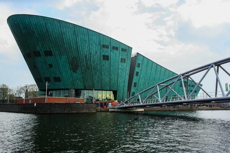Histoire du NEMO Museum à Amsterdam