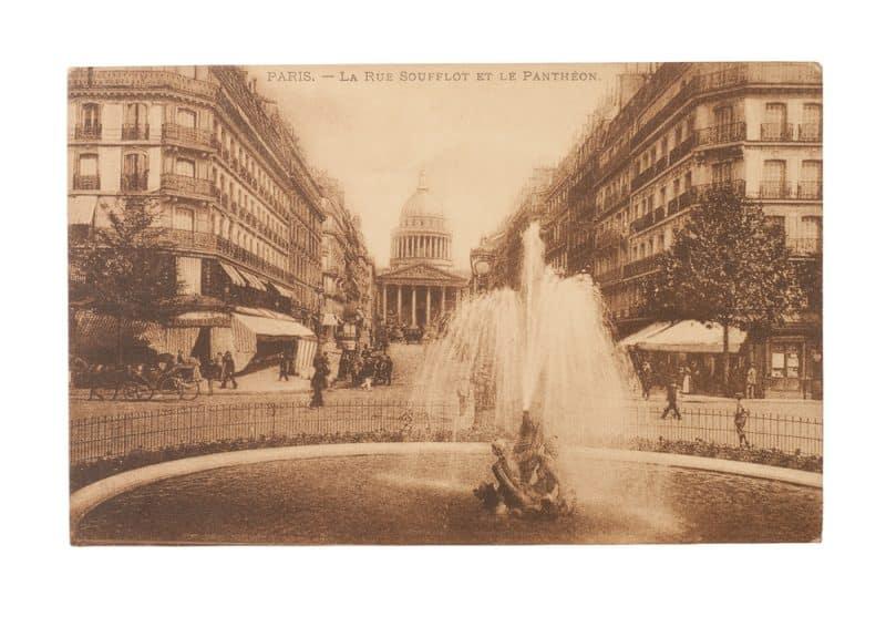 Histoire du Panthéon à Paris