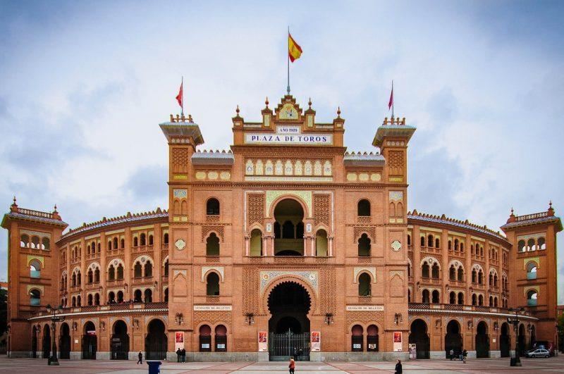 Horaires et tarifs des Arènes de las Ventas à Madrid