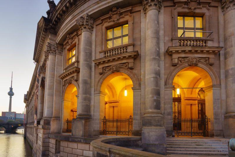 Horaires et tarifs du Musée Bode à Berlin