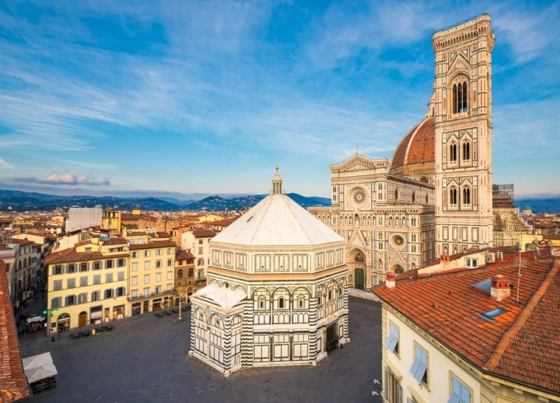 Horaires & tarifs du Campanile de Giotto à Florence