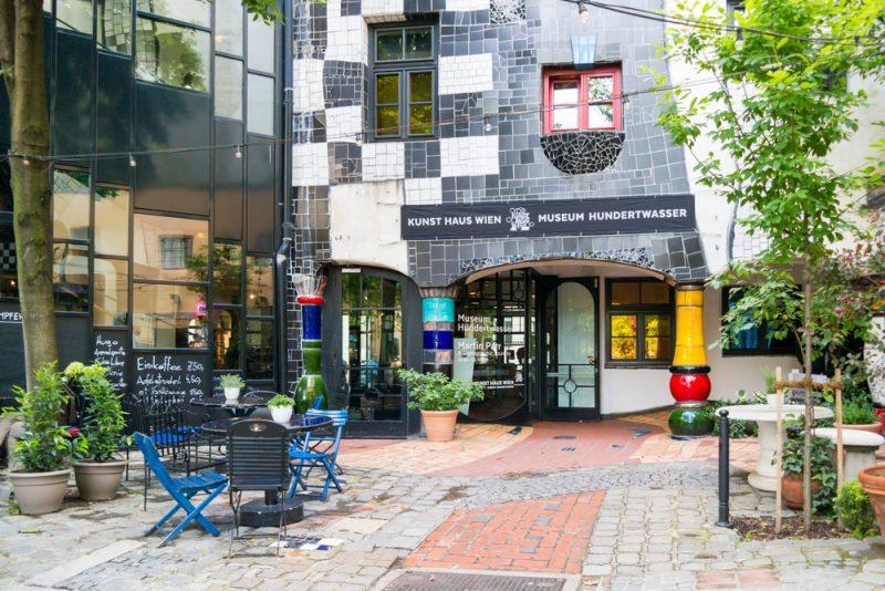 Horaires & tarifs du musée Hundertwasser à Vienne