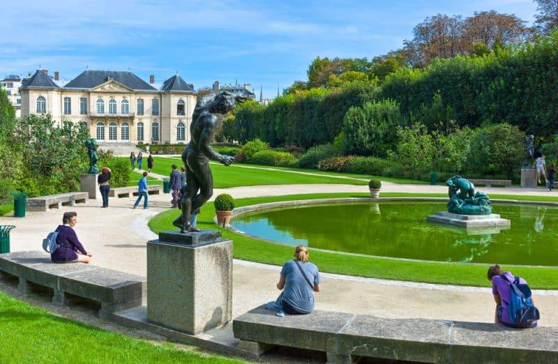Horaires & tarifs du Musée Rodin à Paris