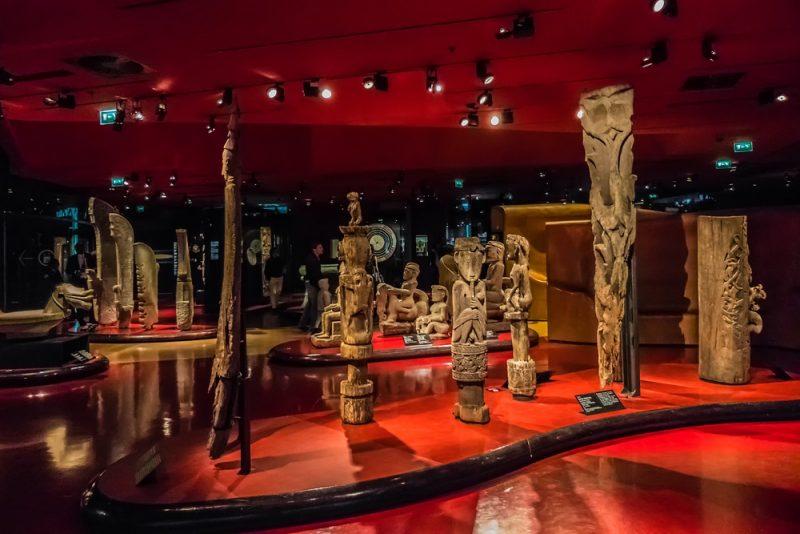 Horaires & tarifs du Musée du Quai Branly à Paris