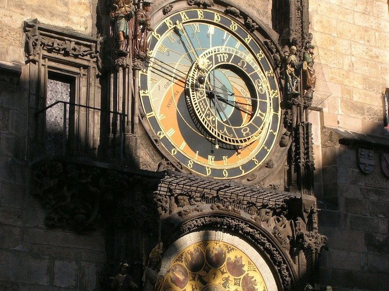 Horloge Astronomique, Prague