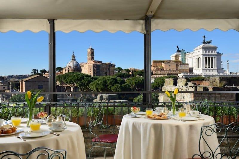 Hôtel Forum, Rome