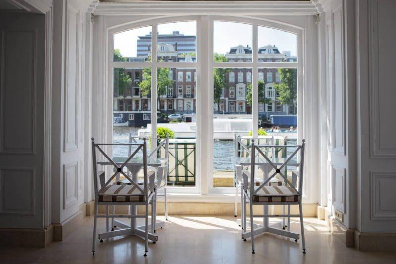 Hôtel Intercontinental Amstel, Amsterdam