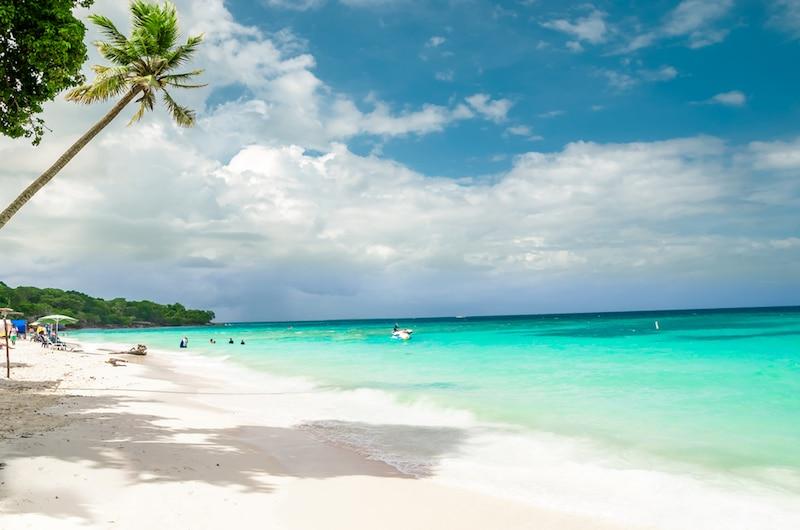 Playa Blanca-Island Baru, Cartagena