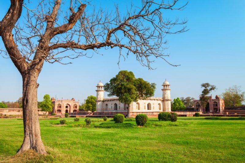 Mausolée d'Itimad-ud-Daulah, Agra