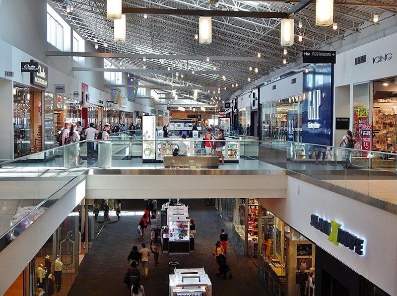 Jersey Gardens Mall