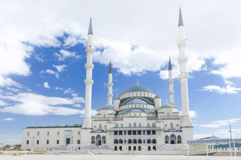 Mosquée Kocatepe, Ankara