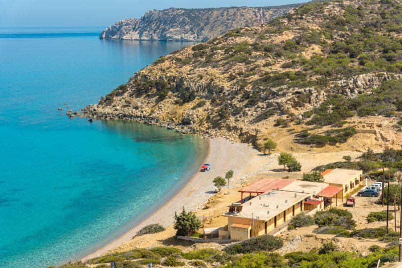Korfos, Gavdos