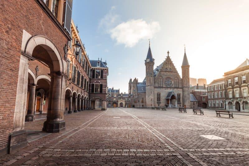 La Haye, Hollande