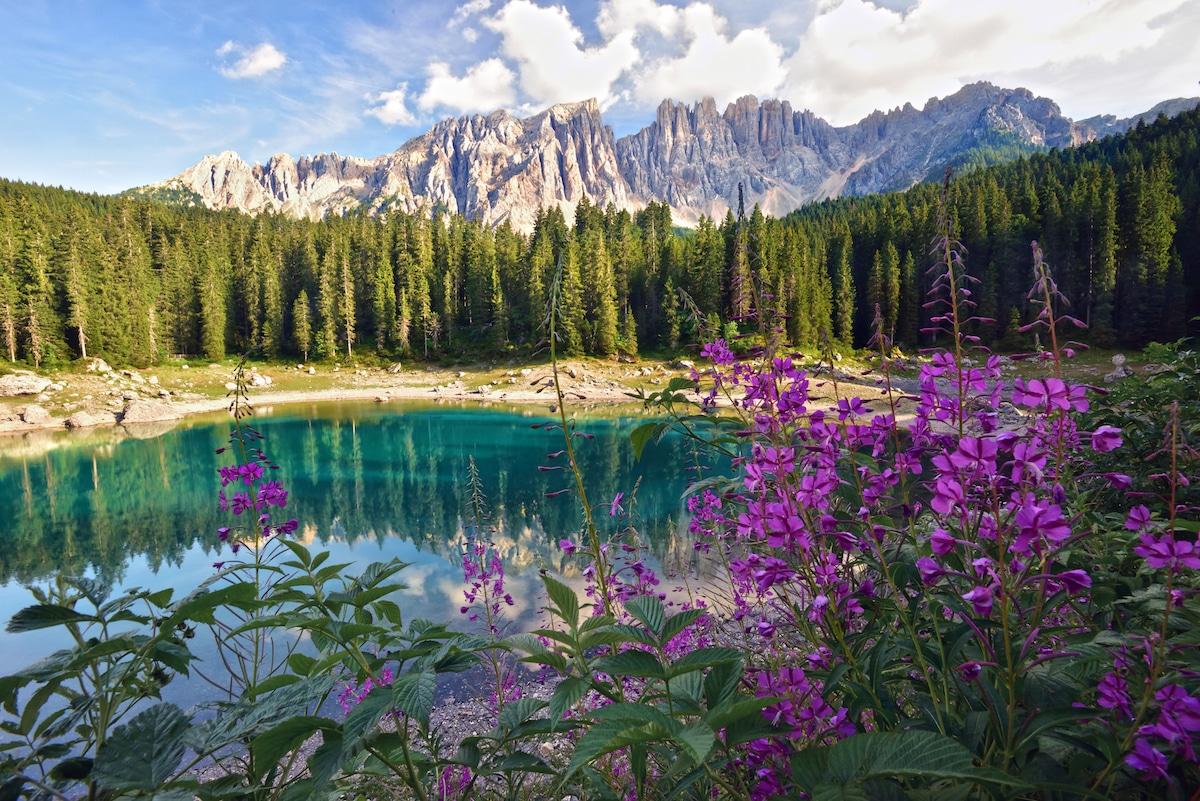 Lac Carezza